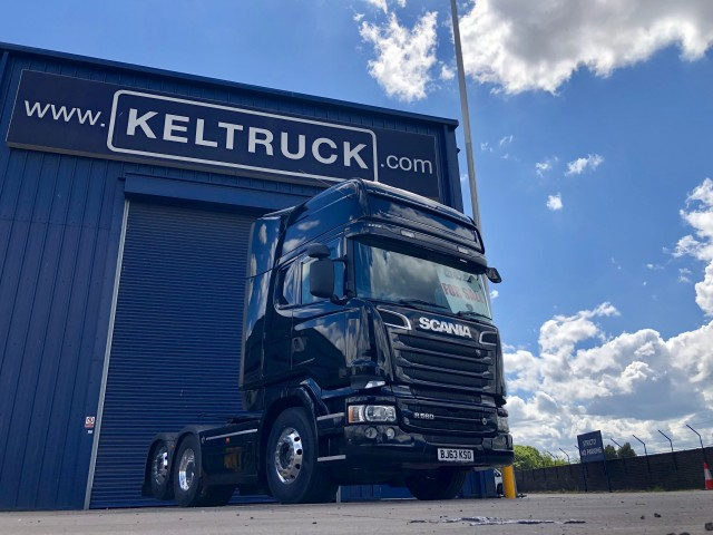 Keltruck | Used Scania Trucks | Wide range of used trucks