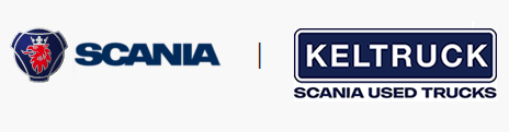 Scania Used Trucks from Keltruck Logo